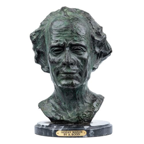 Rodin Gustav Mahlar