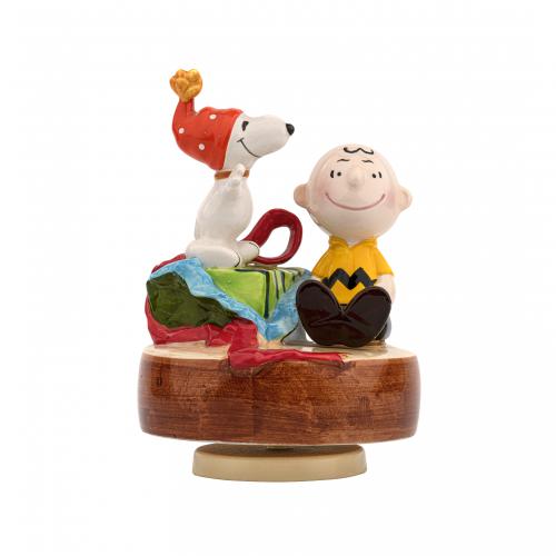 Snoopy Music Box