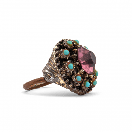 Funky Cluster Ring