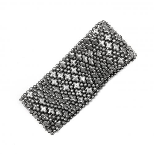 metal mesh cuff