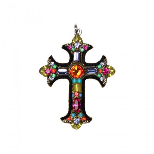 Costume Jewelry Cross Pendant