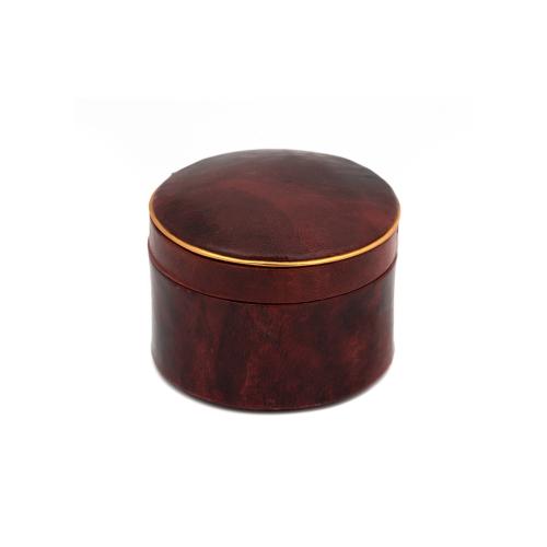 Leather Trinket Box