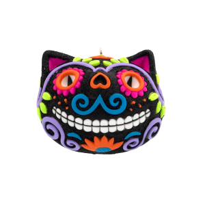 magic cat ornament