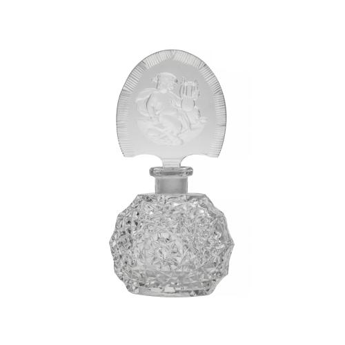 Czechoslovakian Glass Scent Bottle