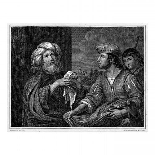 Jacob Mourning Joseph