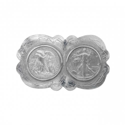 coin belt bcukle