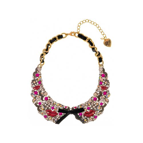 Betsey Johnson Collar Necklace