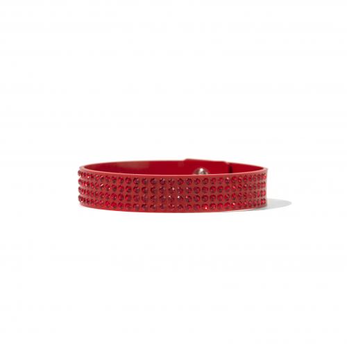 Swarovski crystal Red Sports Bracelet