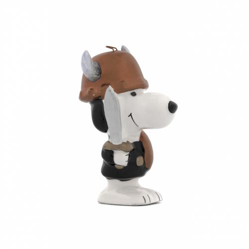 Viking Snoopy Christmas Ornament