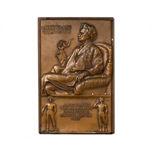 Medallic Art Co, NY Circa 1935