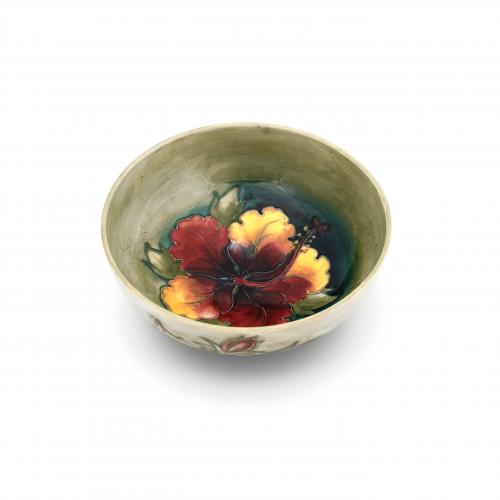 Moorcroft Pottery Bowl
