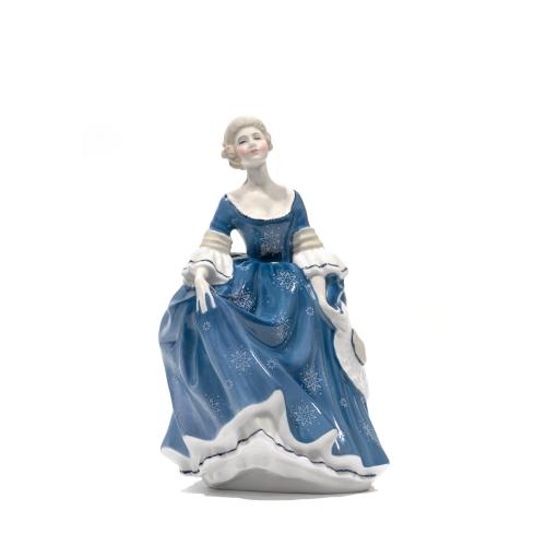 Hilary Royal Doulton Figurine