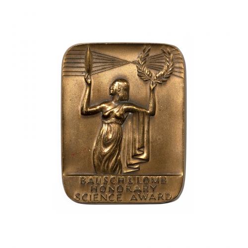 Vintage Science Award Medal