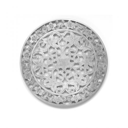 Webster Silver Trivet