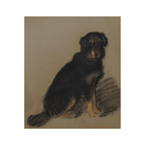 Archibald Thorburn Pastel
