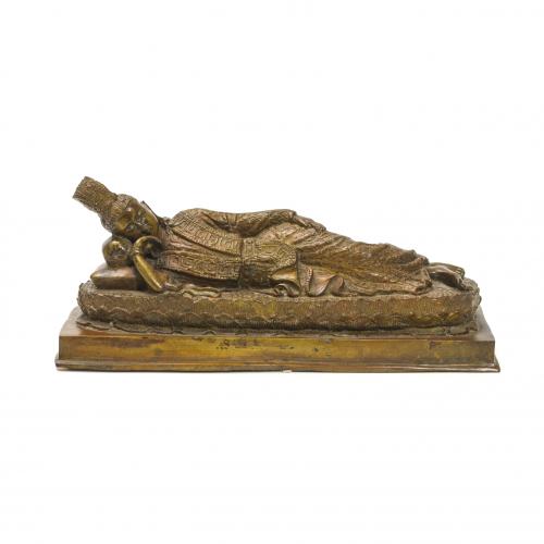 Parinirvana Buddha Sculpture