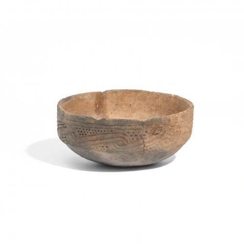 Korean Pottery Bowl