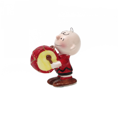 Marching Charlie Brown Christmas Ornament
