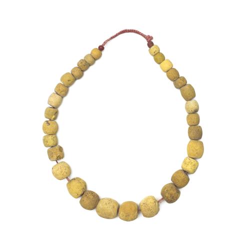 Indianesian Faience Jatim Majapahim Trade Beads