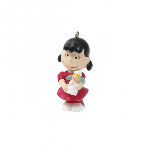 Lucy Angel Christmas Ornament