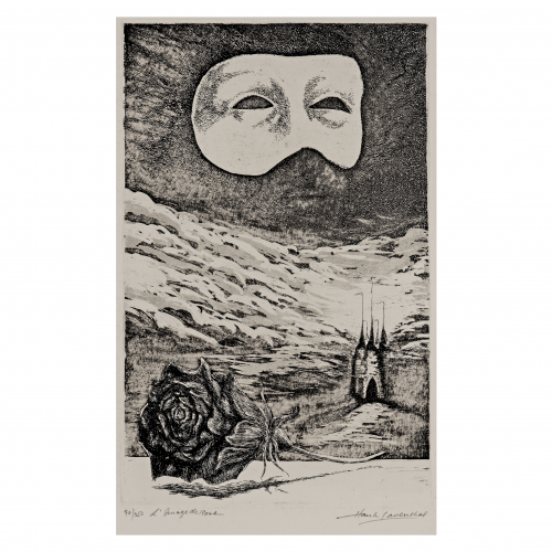 Hang Laventhol Surrealist Art Print