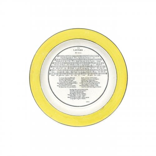 Lantara French Decorative Plate