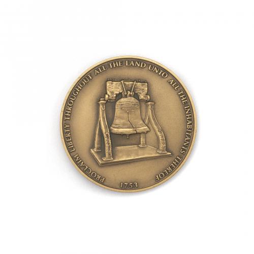 Washington Soldier Statesman Freemason Coin