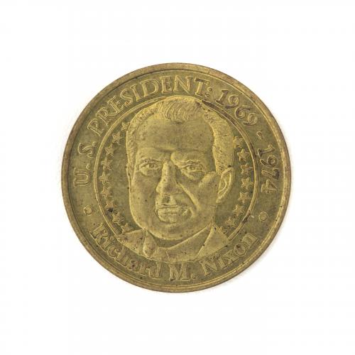 Richard M. Nixon U.S. President Collectible Coin