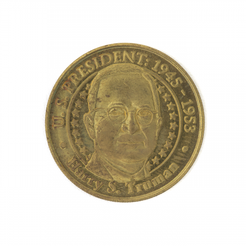 United States President Harry Truman Collectible Coin