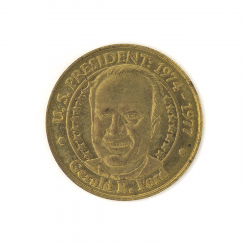 Gerald Ford U.S. President Collectible Coin