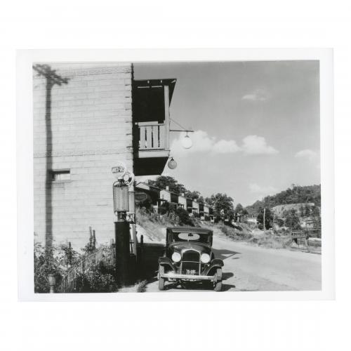 Scott's Run mining camps near Morgantown, West Virginia