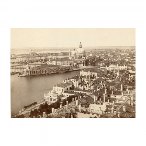 Venice from the Campanile Photograph