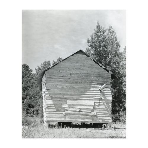 Walker Evans Cabin Photograph