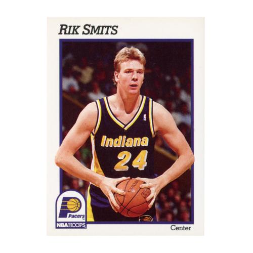 Rik Smits NBA Hoops 1991