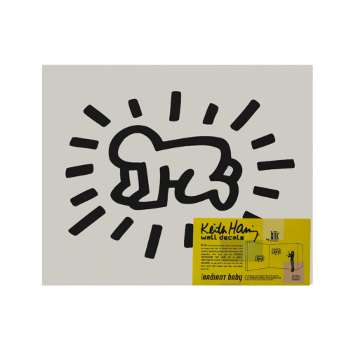 Keith Harring Radiant Baby Wall Decals