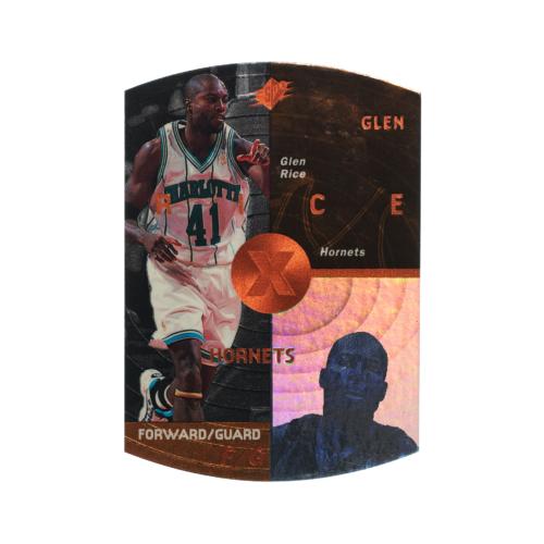 Glen Rice 1998 Upper Deck SPX Bronze