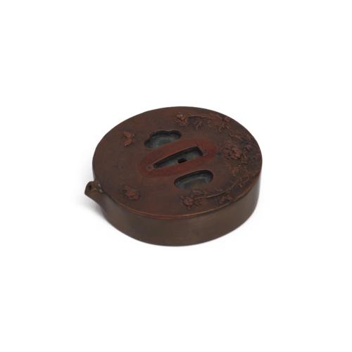 Japanese Bronze Water Dropper