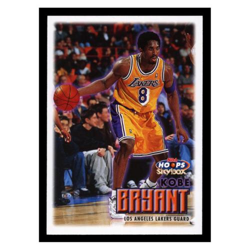 Kobe Bryant 1999 NBA Hoops Skybox