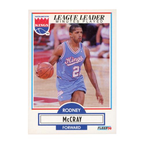 Rodney McCray Fleer 90