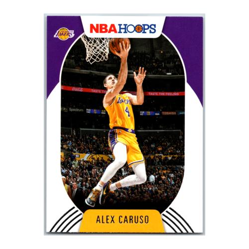 Alex Caruso NBA Hoops Panini 2020-21