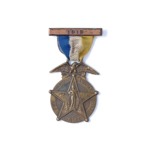 WW1 1918 Democratic Liberty Medal