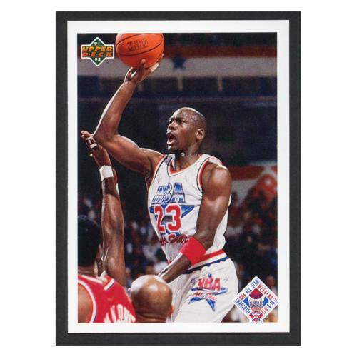 91 Upper Deck 92 NBA All-Star Weekend Michael Jordan