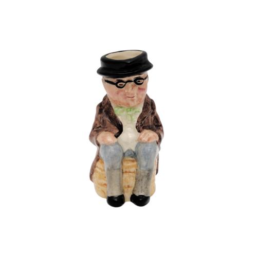 Artone Mr. Pickwick Toby Mug By Artone - England Hand Painted Figurine