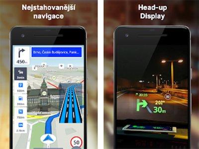 Sygic: Navigace GPS a Offline Mapy