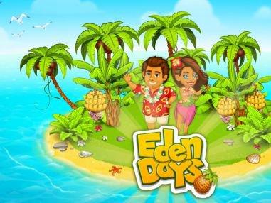 Eden days: Valentine Day