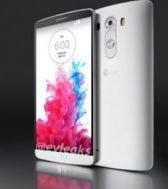 LG G3 - bílý