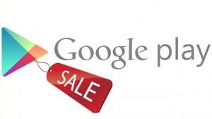 Prázdninové slevy na Google Play [HRY]