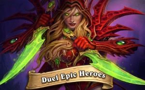 [HRA NA ANDROID] Hearthstone Heroes of Warcraft