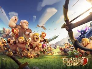 Strategická android hra Clash of Clans
