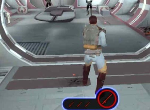 Hra na mobil Star Wars Knights of the Old Republic